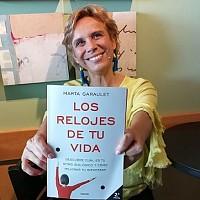 Marta Garaulet presenta su último libro