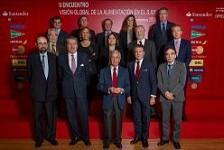 Marta Garaulet en el II Encuentro Visión Global de la Alimentación