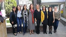 Marta Garaulet, en México Guadalajara. Conferencia sobre el 25 aniversario del Método Garaulet en la Universidad de Guadalajara