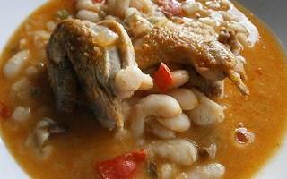 Recetas saludables archivos aprende a comer con garaulet - Alubias con codornices ...