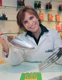 OMEP entrega su Insignia de Oro a Marta Garaulet por su trayectoria profesional.