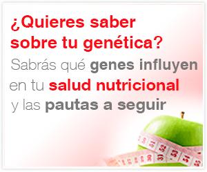 Estudio Nutrigenético
