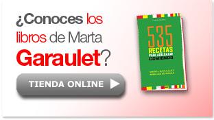 Los libros de Marta Garaulet