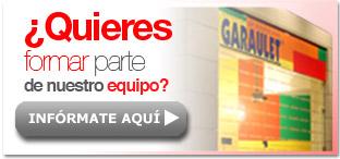 Quieres formar parte del equipo Garaulet