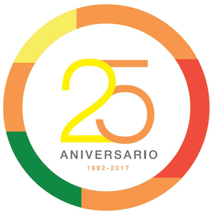 Logo 25 aniversario Garaulet